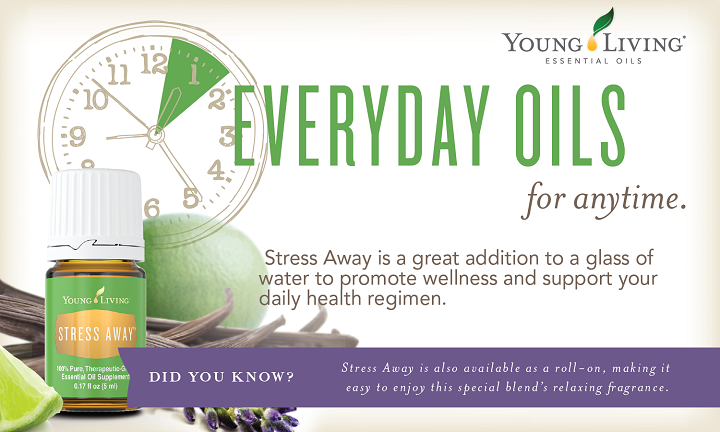 Young Living For The Everywhere Lifestyle Renee Vos De Wael